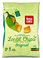 Chips aux lentilles Original Lima