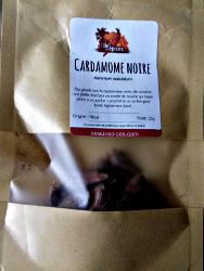 cardamome noire graines